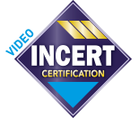 Certifié INCERT VIDEO