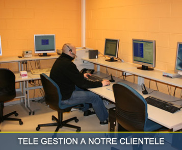 Télé Gestion de la clientèle