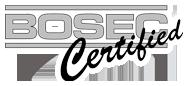 Certifié BOSEC